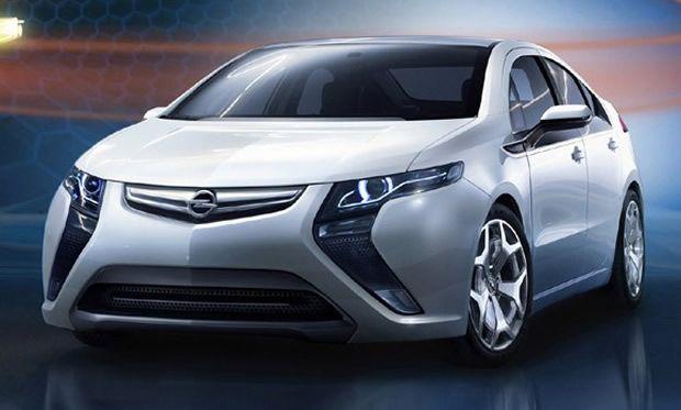 Opel Ampera Autos Anno