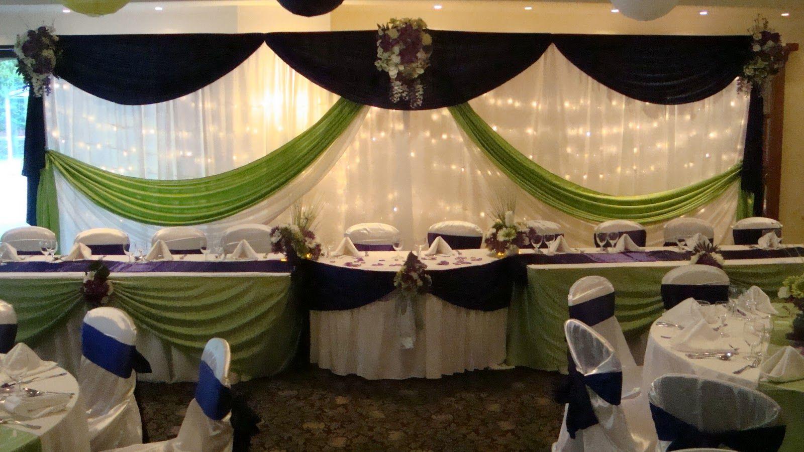 Wedding Stage Decor, Wedding Theme, Calgary Wedding, Wedding Decoration  Canada