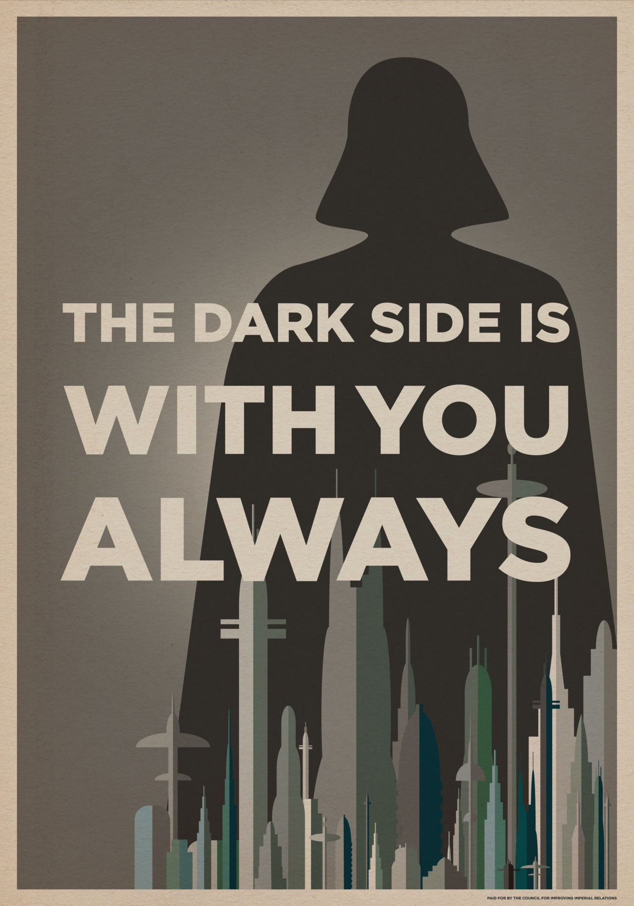 The Dark Side Is With You Always   ART/DESIGN/ILUSTRATION ...