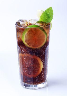 Cocktail Cuba Libre #cubalibre