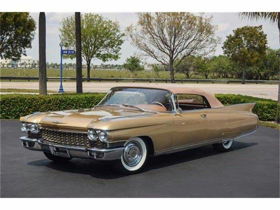 1960 cadillac eldorado biarritz engines muscle cars pinterest. Black Bedroom Furniture Sets. Home Design Ideas