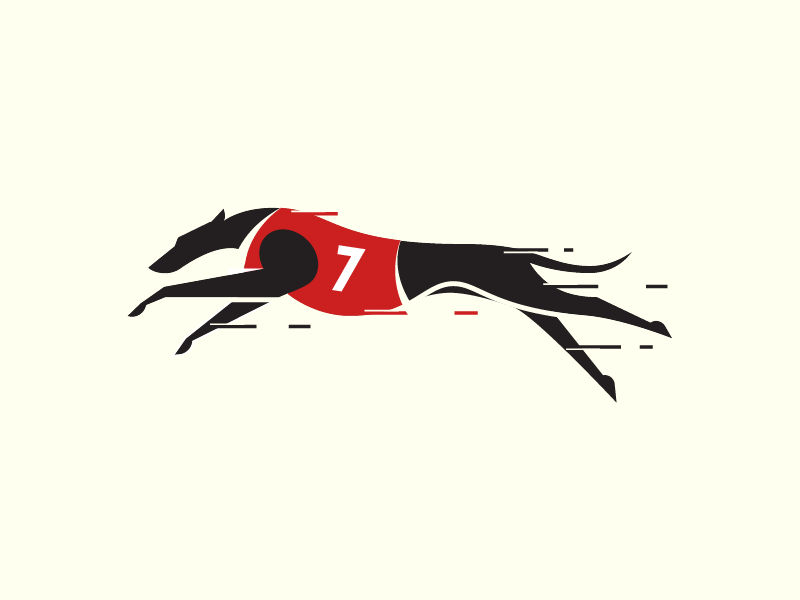 Greyhound Popular Dribbble Shots Pinterest Logos And Typography