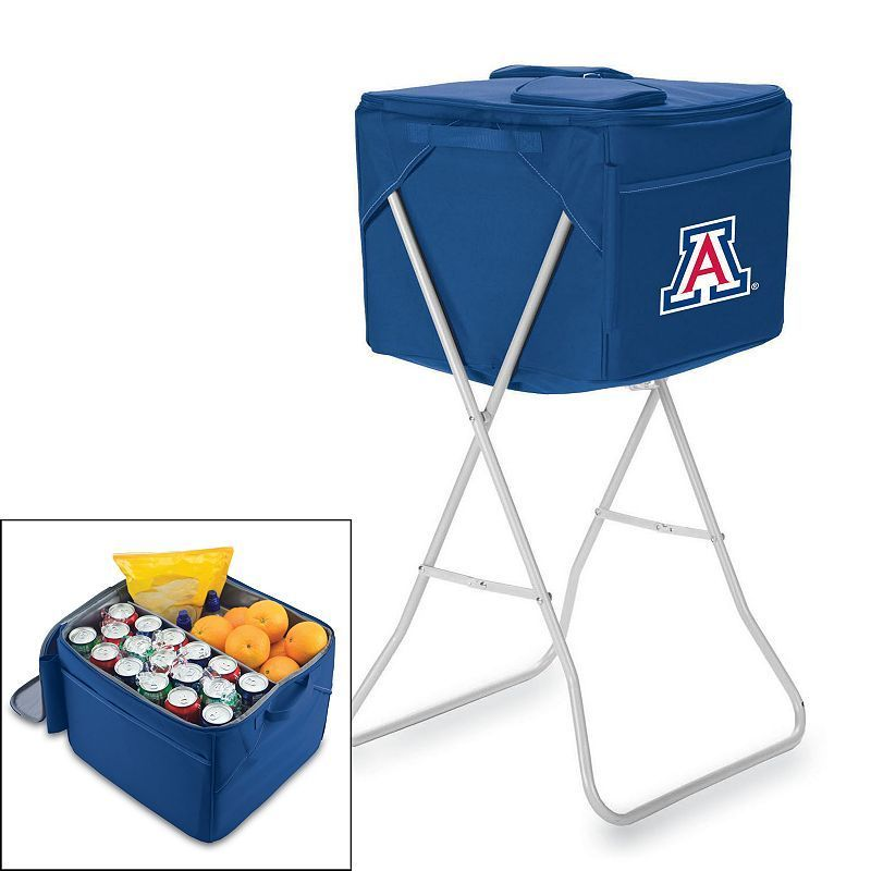 Picnic Time Arizona Wildcats Party Cube, Blue