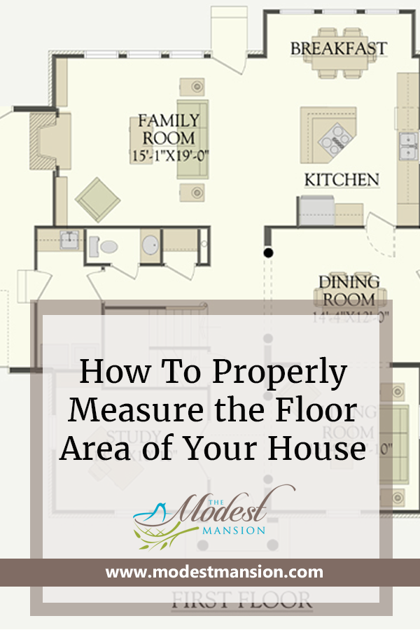 Measure The Area Of A House Residential Architect Architects