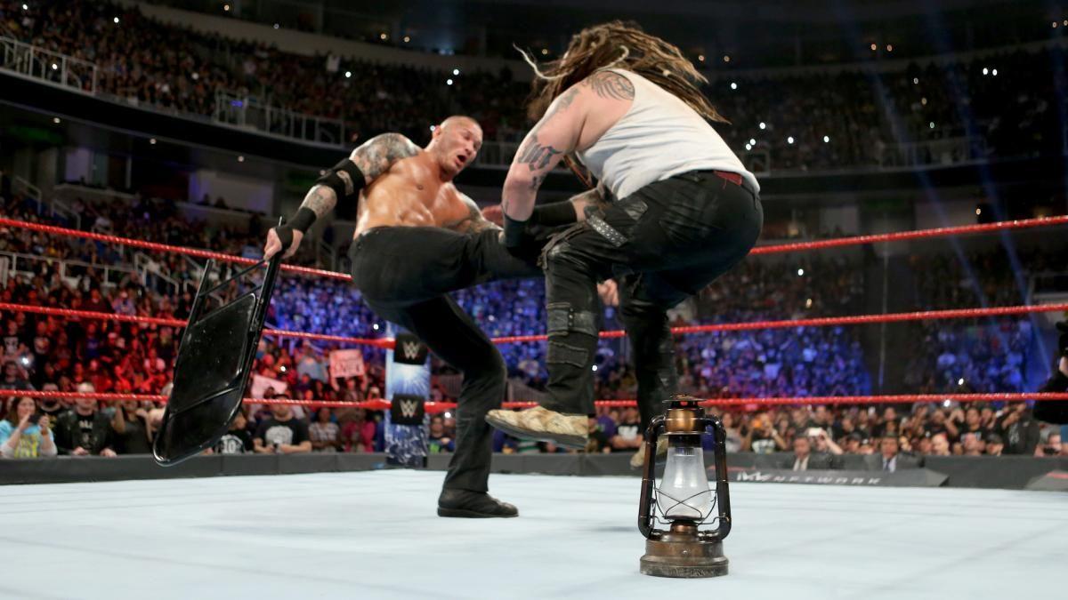 Photos Wyatt Takes Orton Inside His House Of Horrors Horror