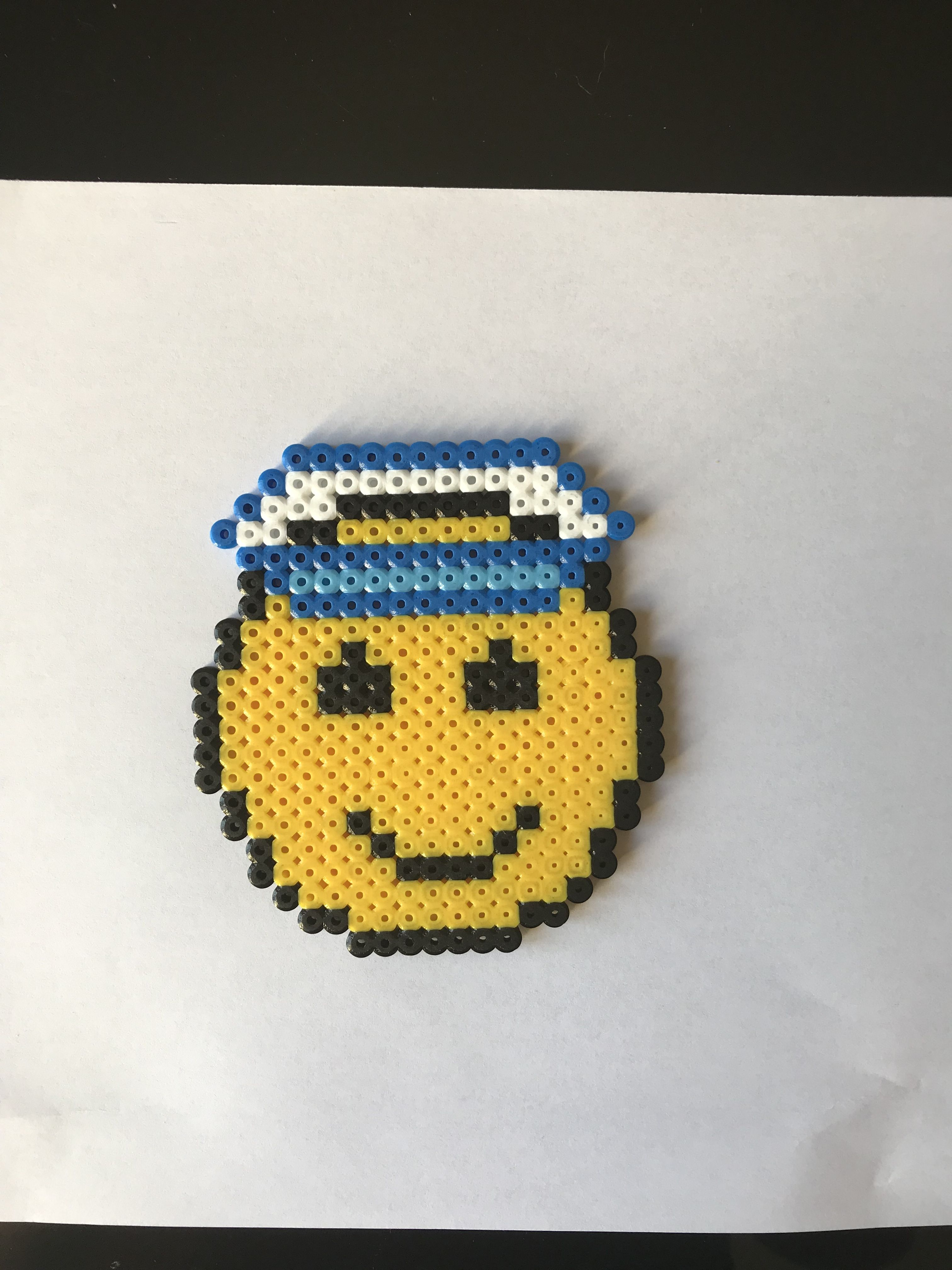 Dessous De Verre Emoji Ange Pixel Art Matematicas Arte