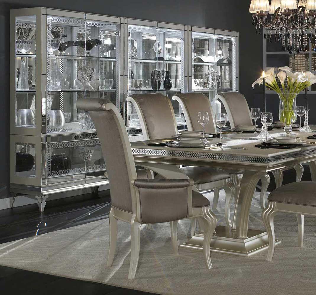 Aico Hollywood Swank Aico Furniture Aico Dining Room