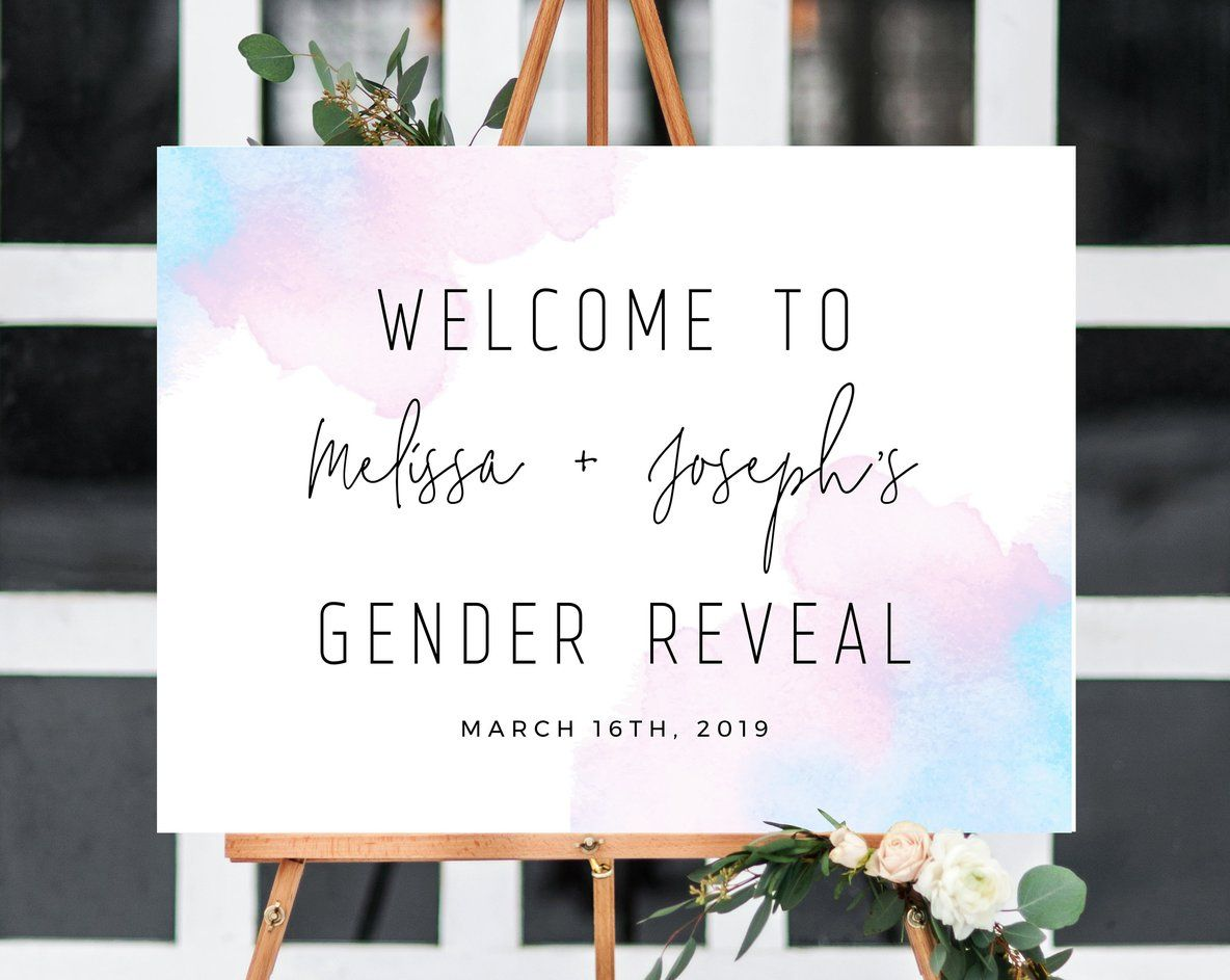 photograph about Welcome Signs Template named Welcome Indication Template, Gender Demonstrate Welcome Indication, Printable