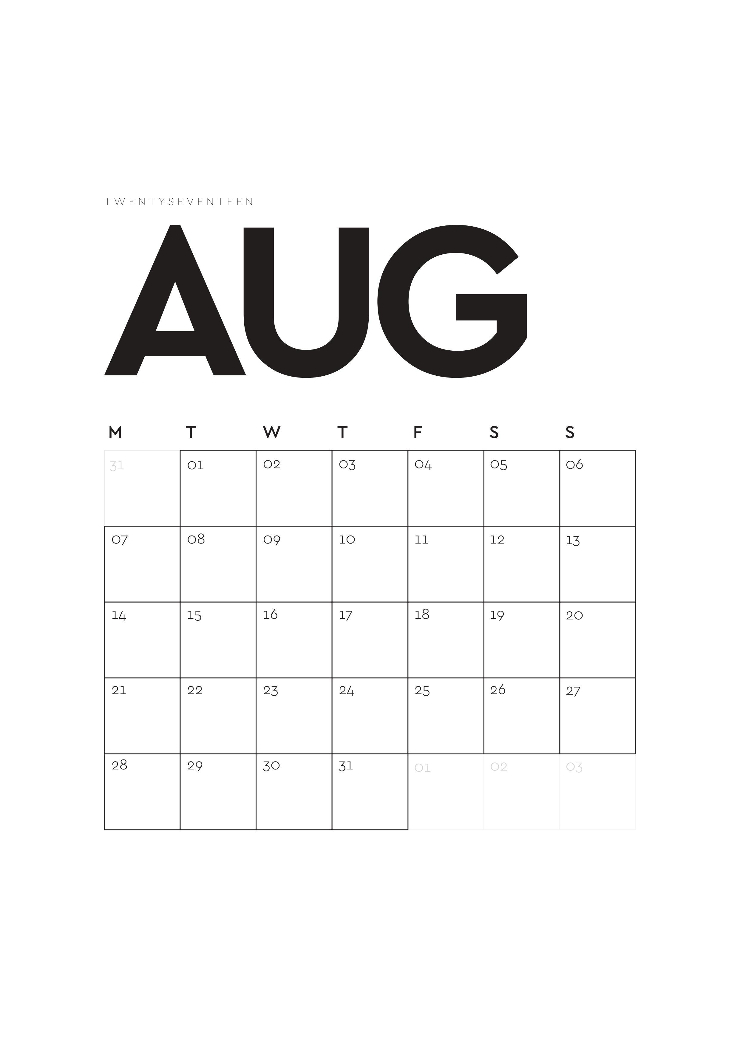 Pin oleh DailyPrintable di Calendar