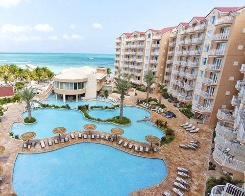 Rci Aruba Divi Beach Villa 8729