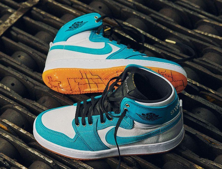 Nike Youth Shoes Sneakers Eric Koston SB 1 Black Purple Print Skater Size 5Y