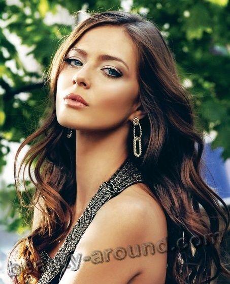 Nina Jankovic Hot Serbian Actress Photo  Sexy, Beautiful -3282
