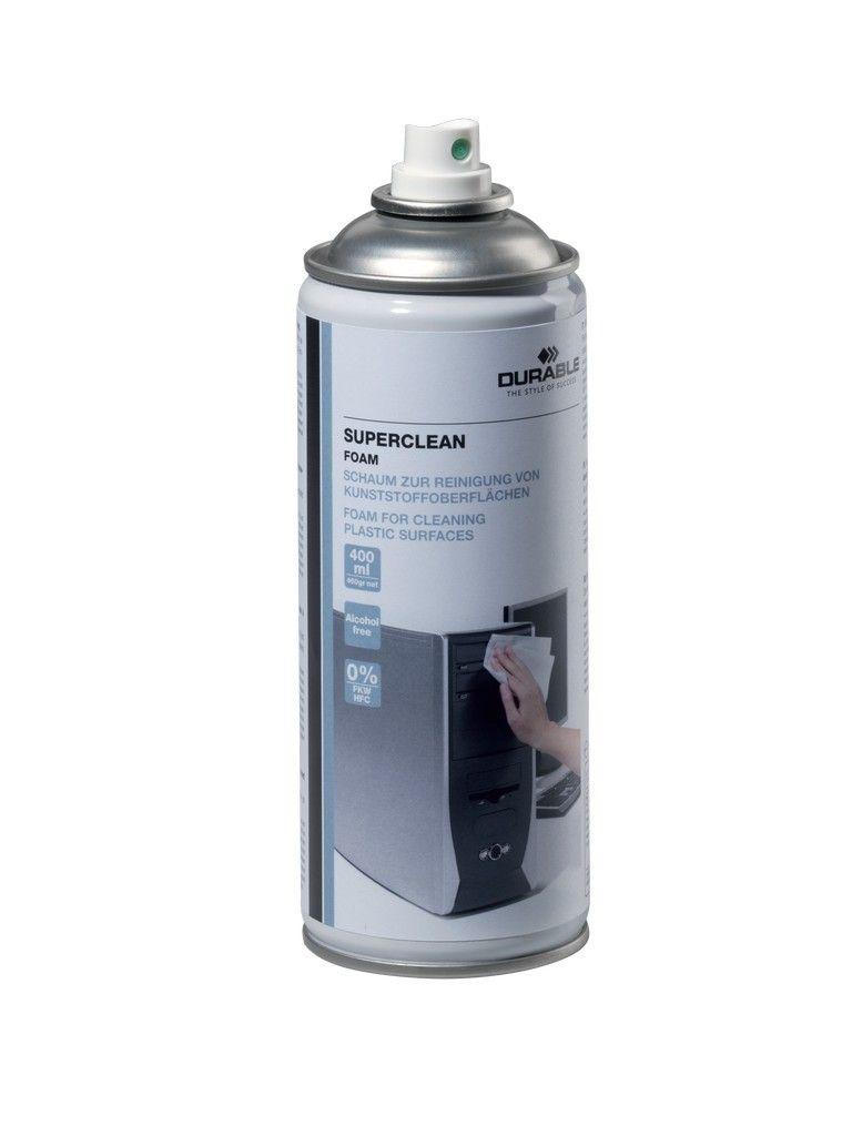 Spray Spuma Curatare Plastic 400ml Durable Produse Pentru Diverse