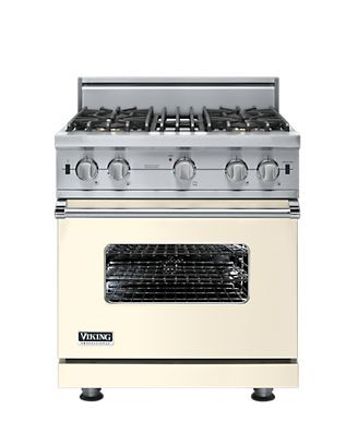 """This would look awesome in my kitchen!  Pass the BISCUIT, please! 30"""" Freestanding Viking Range"""