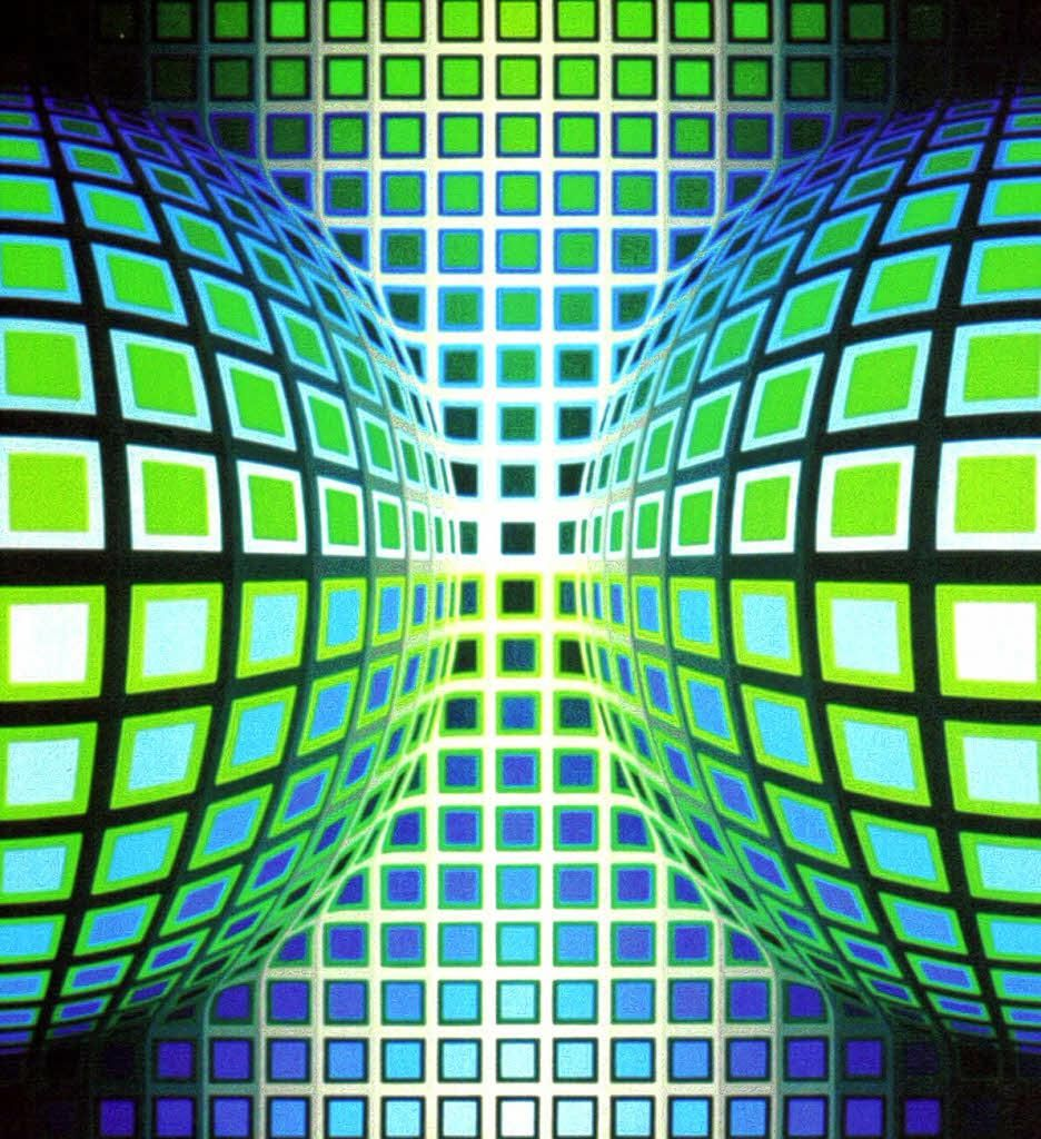 victor vasarely art - Google Search | victor vasarely | Pinterest ...