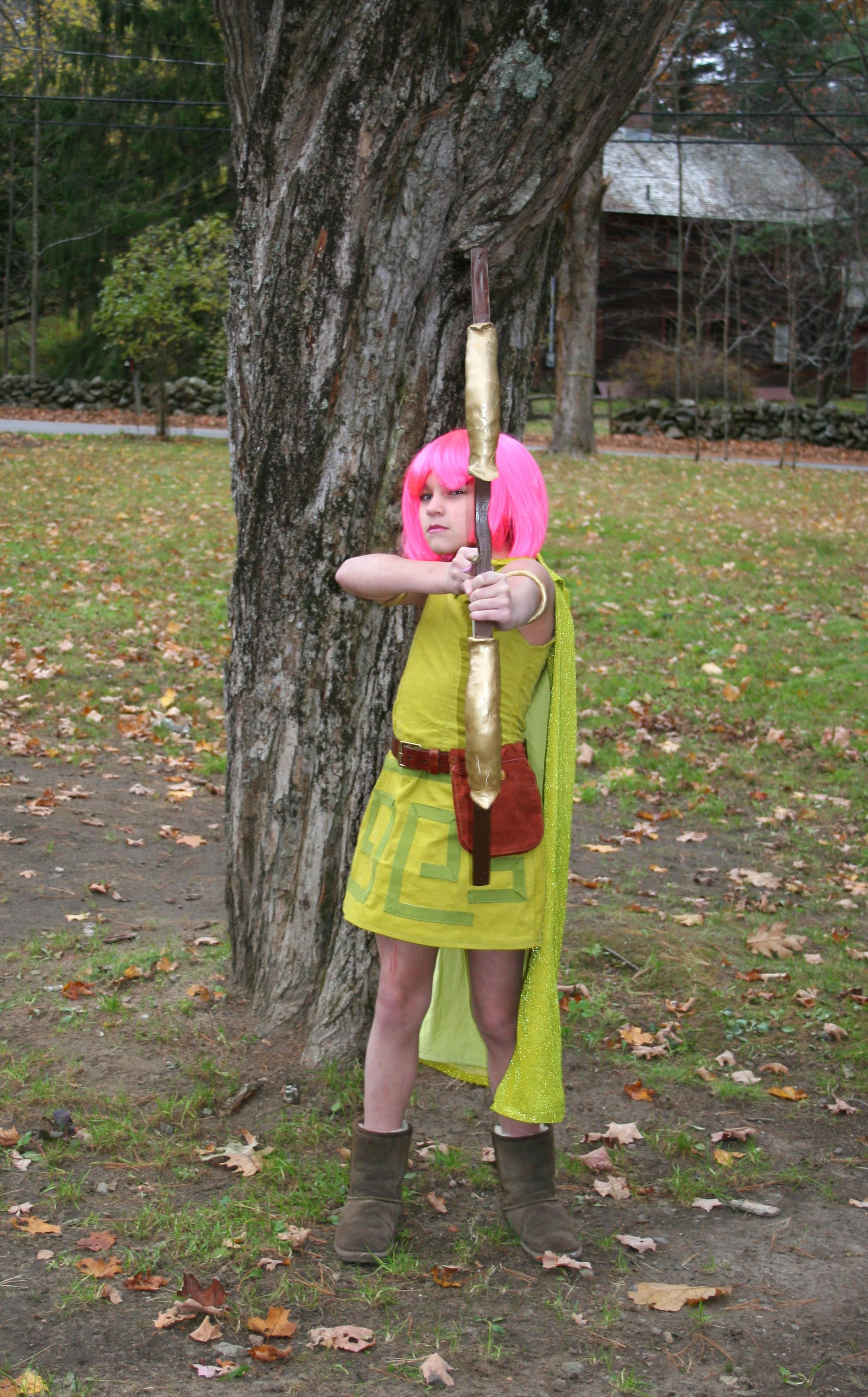 Clash of Clans Costume | Costume works, Halloween costume contest ...