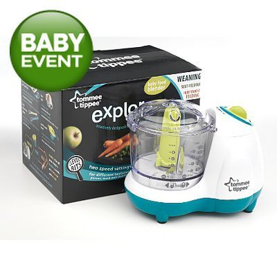 Tommee Tippee Explora Baby Food Blender Baby George At