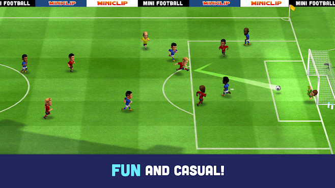 Android Apps On Google Play Mini Footballs Football Fun Party Games