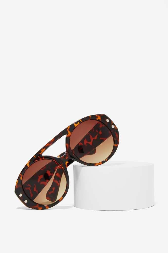 Solange Aviator Shades Accessories Eyewear Zapatos Accesorios Bolsos