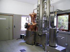 Spirituosen-Manufaktur Brennerei Gruel - Destillerie