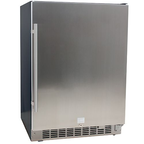 Edgestar 148 Can Stainless Steel Beverage Cooler