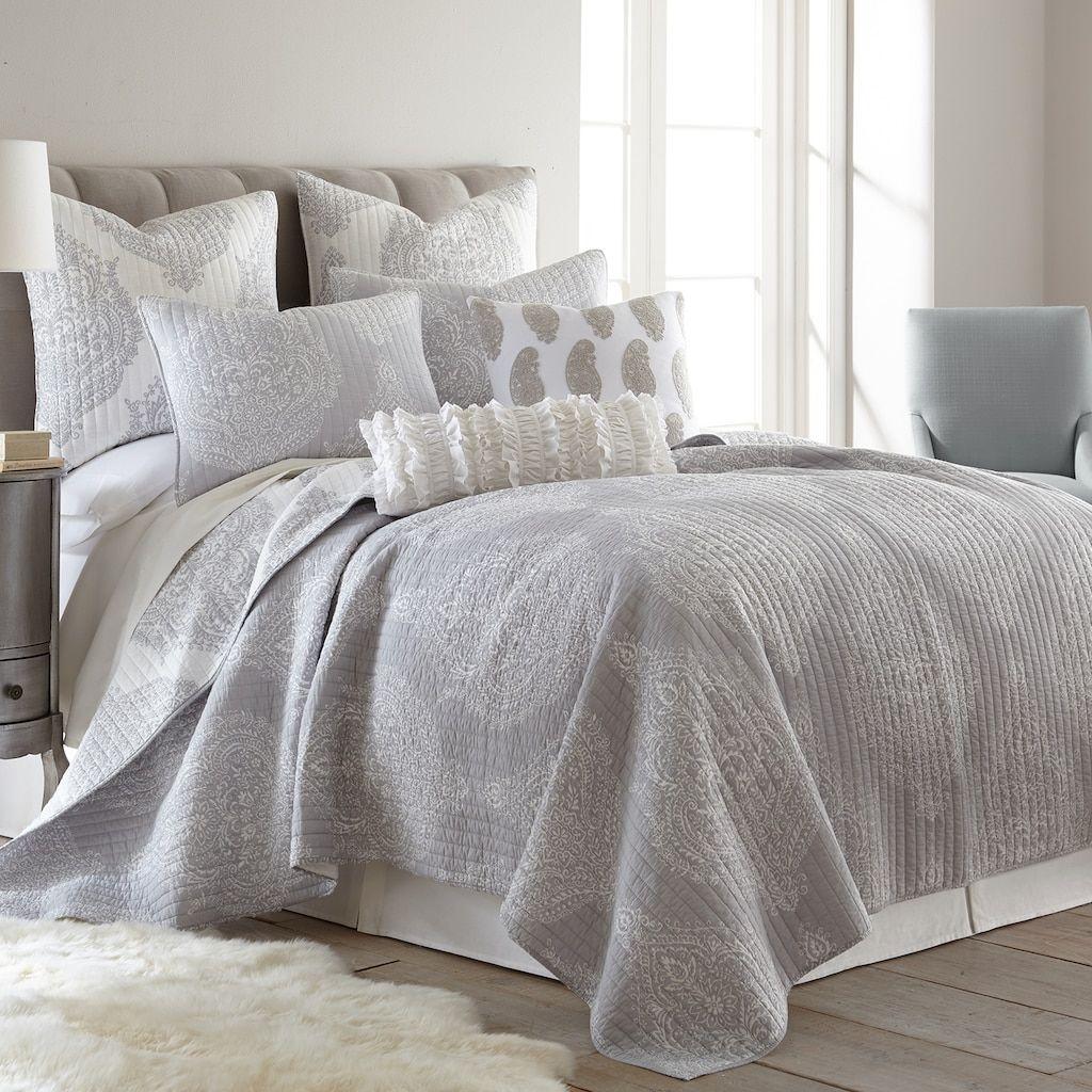 Levtex Pembroke Quilt Set Quilt Sets Home Interior Design Living Room