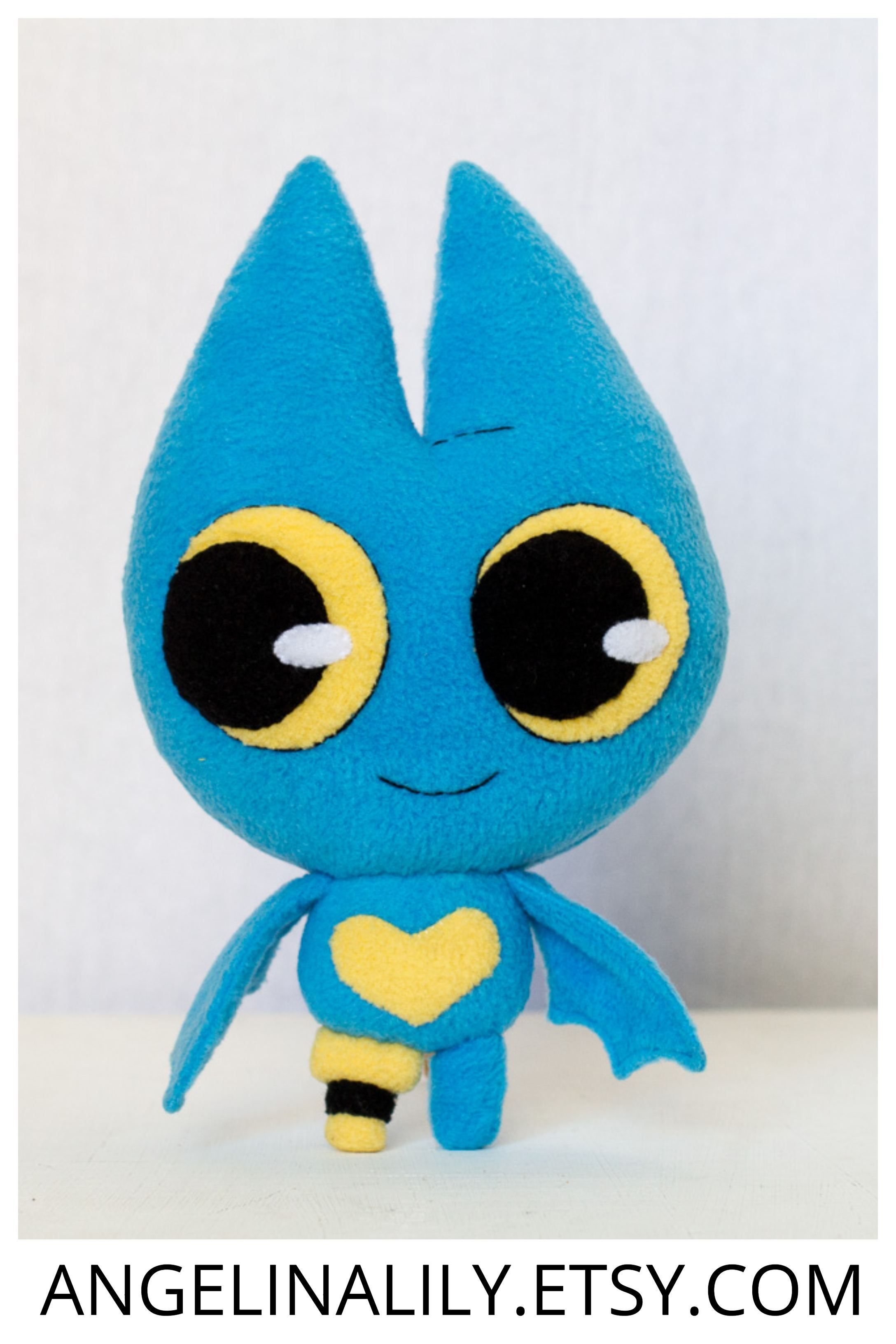 Adorabat Plush Mao Mao Heroes Of Pure Heart Toys Inspired Etsy Handmade Soft Toys Handmade Plush Dolls Handmade Specially for the fans of mao mao heroes of pure heart :) ●about adorabat doll: adorabat plush mao mao heroes of pure