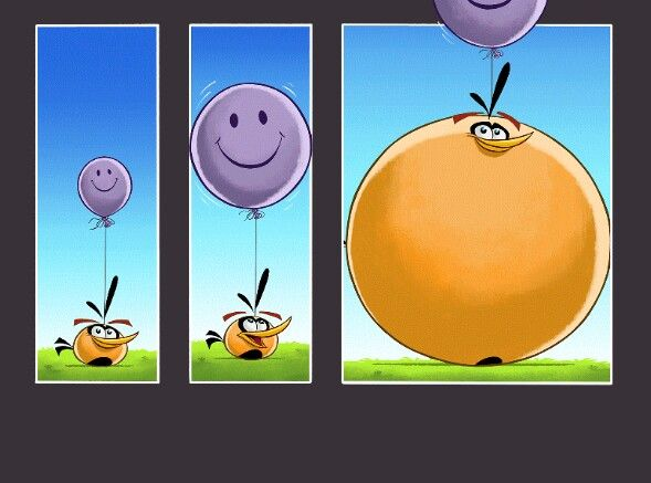 Angry birds go! Meet Bubbles 2 | Animal Kingdom | Pinterest