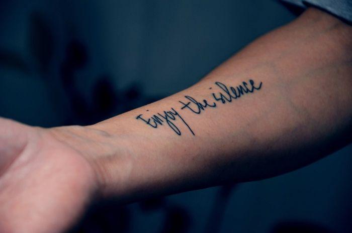 Tattoo Auf Unterarm 52 Coole Ideen Und Motive Für Männer