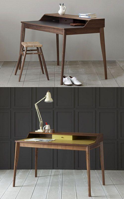 Escritorio Yves 10 escritorios de diseño Furniture design