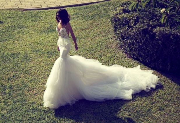 Top Israeli Wedding Dress Designers to Crush On: Zahavit Tshuba ...