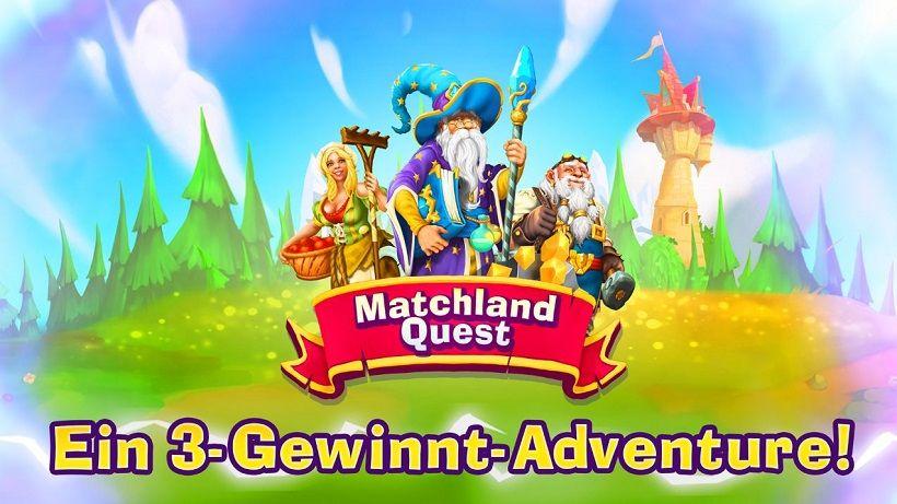 Matchland Quest Konnt Ihr Hier Kostenlos Spielen Mit Tipps Mobile App Spiele Apps Apps