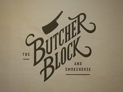 Butcher Block logo
