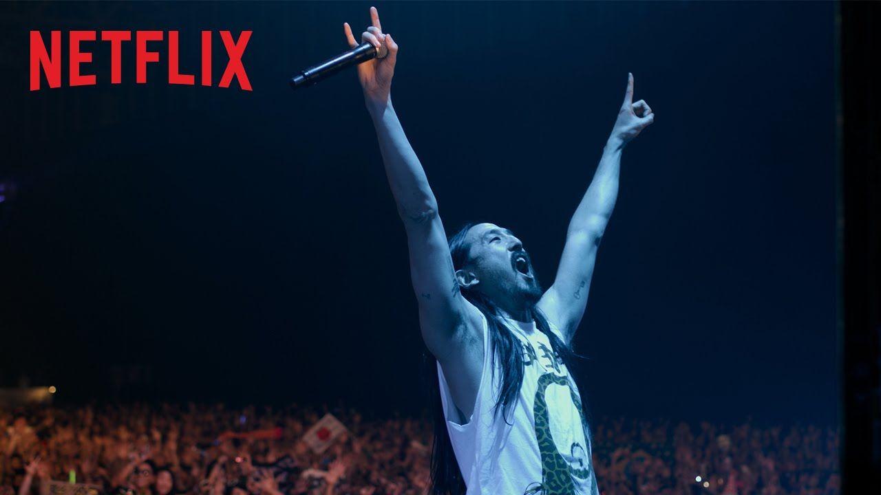 Steve Aoki I Ll Sleep When I M Dead August 19 Netflix Music Ambw Blasian Bwam Steve Aoki Netflix Originals New Netflix