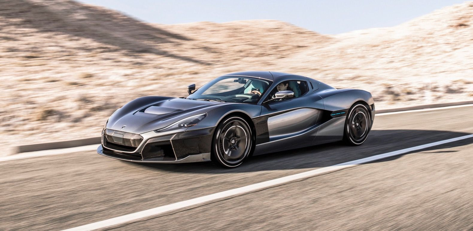 Rimac Creates An Electric Supercar With Almost 2 000 Horsepower New Sports Cars New Luxury Cars Electric Cars