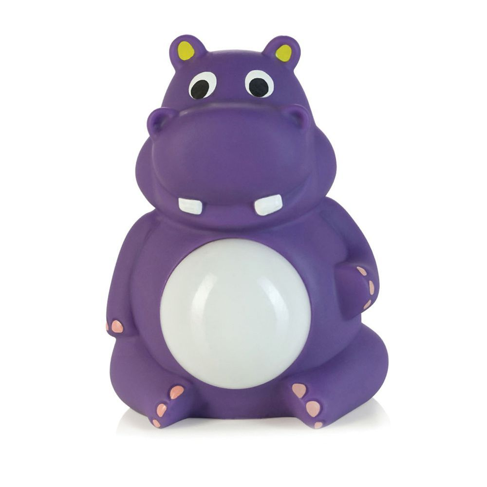 Belly Glow Night Lights Hippo (With images) | Cool baby