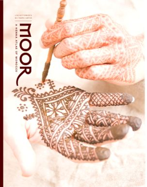 Moor: A henna atlas of Morocco. Not quite fashion but definitely related. My friend Nic co-wrote this book!