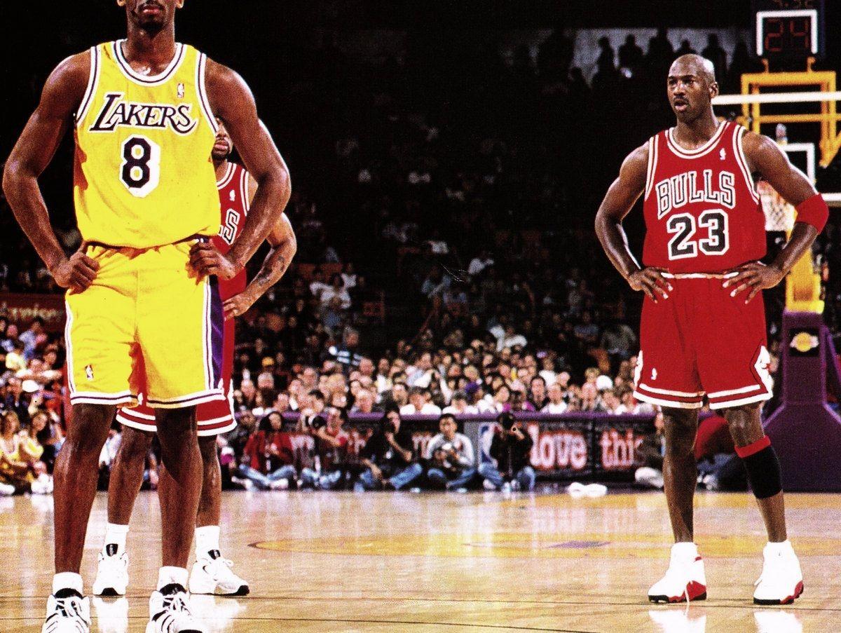 Kobe & Jordan