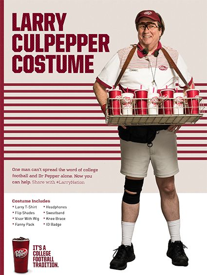 larry culpepper costume costume