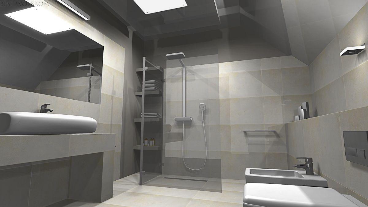 Projekty I Aranżacje łazienek Inspiracje I Pomysły Na