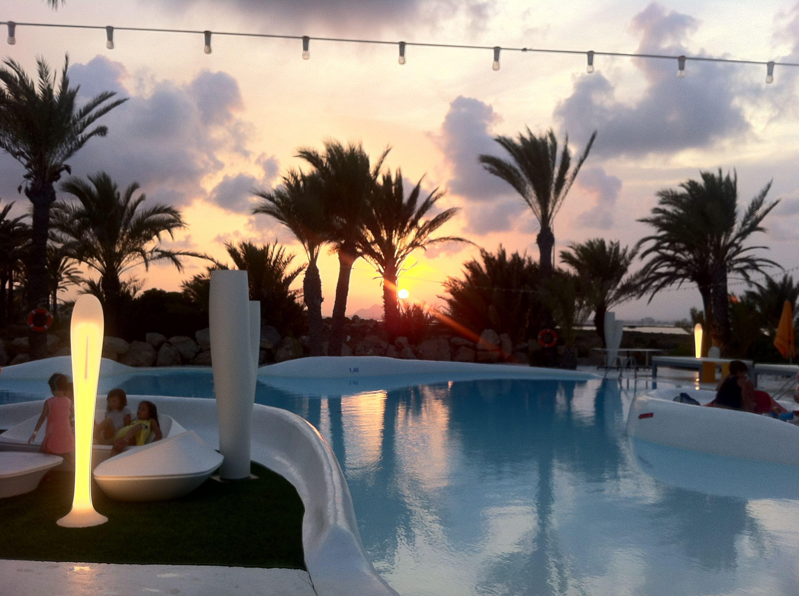 Summer.Murcia. Spain