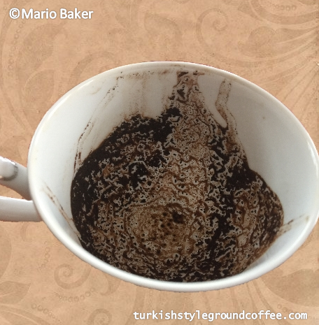 Reading Coffee Grounds General Sediment Interpretation Coffee Grounds Coffee Cup Reading Coffee