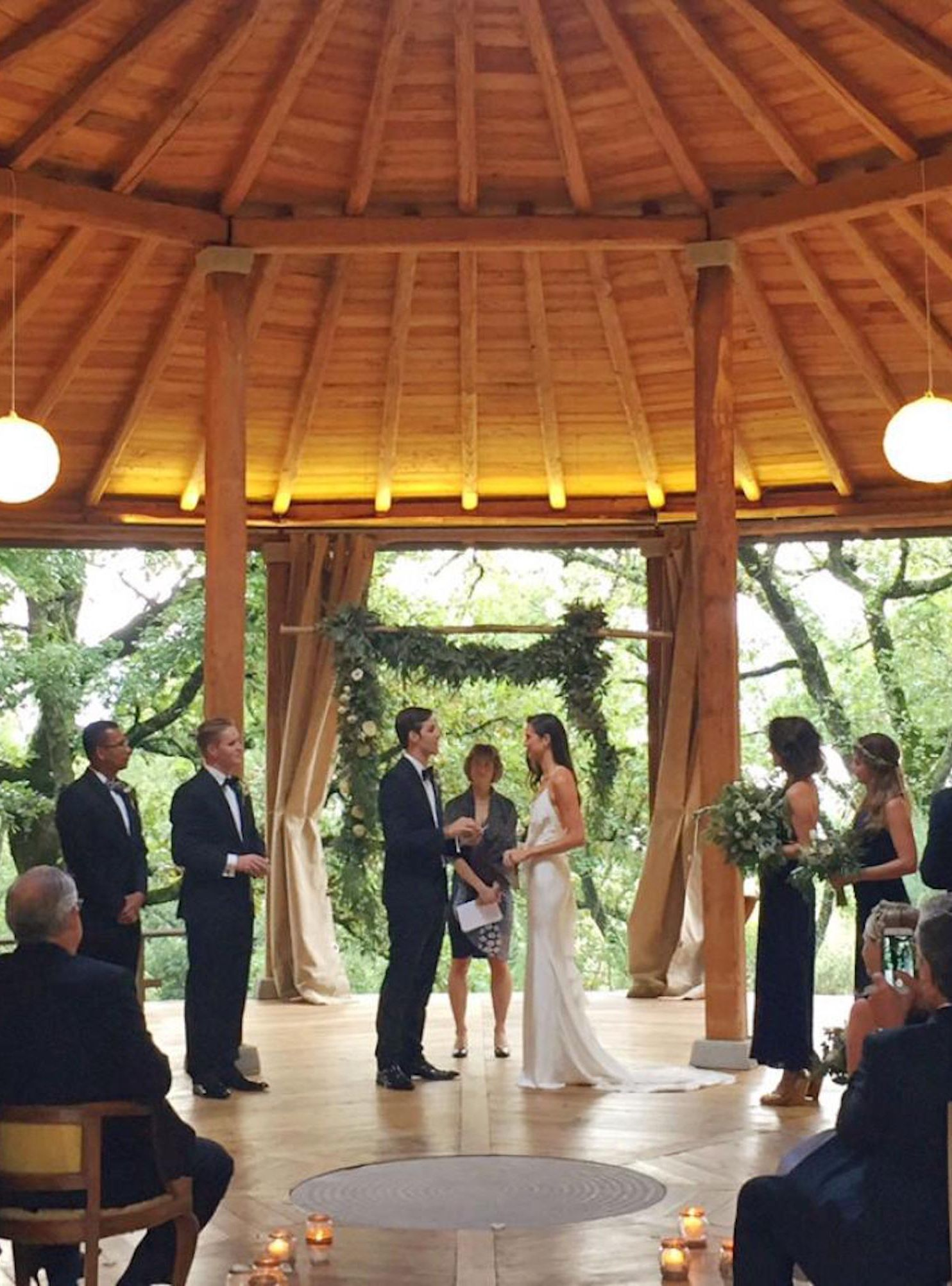 These Magical Airbnb Venues Are Wedding Day Goals Airbnb