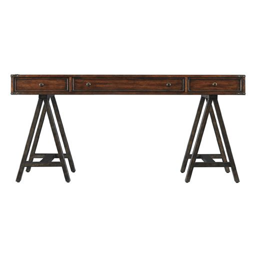 A Masculine Writing Desk That Can Be Found At Brashears Furniture!