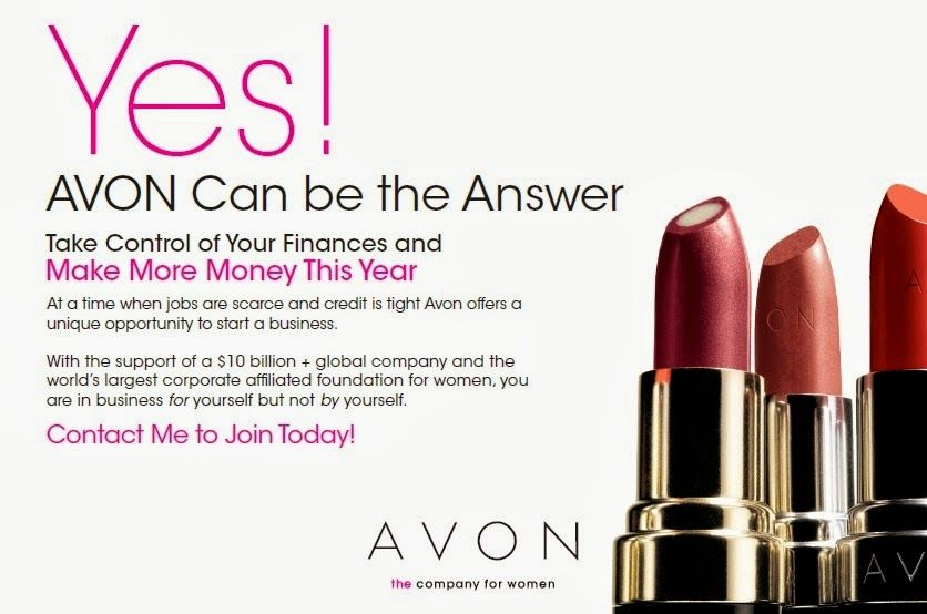 I love selling #Avon, maybe you will too! Ask me what it takes. www.youravon.com/krisstanley #AvonKris #SellAvon
