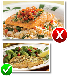 Nice Olive Garden Salmon Bruschetta, I Was Shocked By The Amount Of Calories In  Some Of