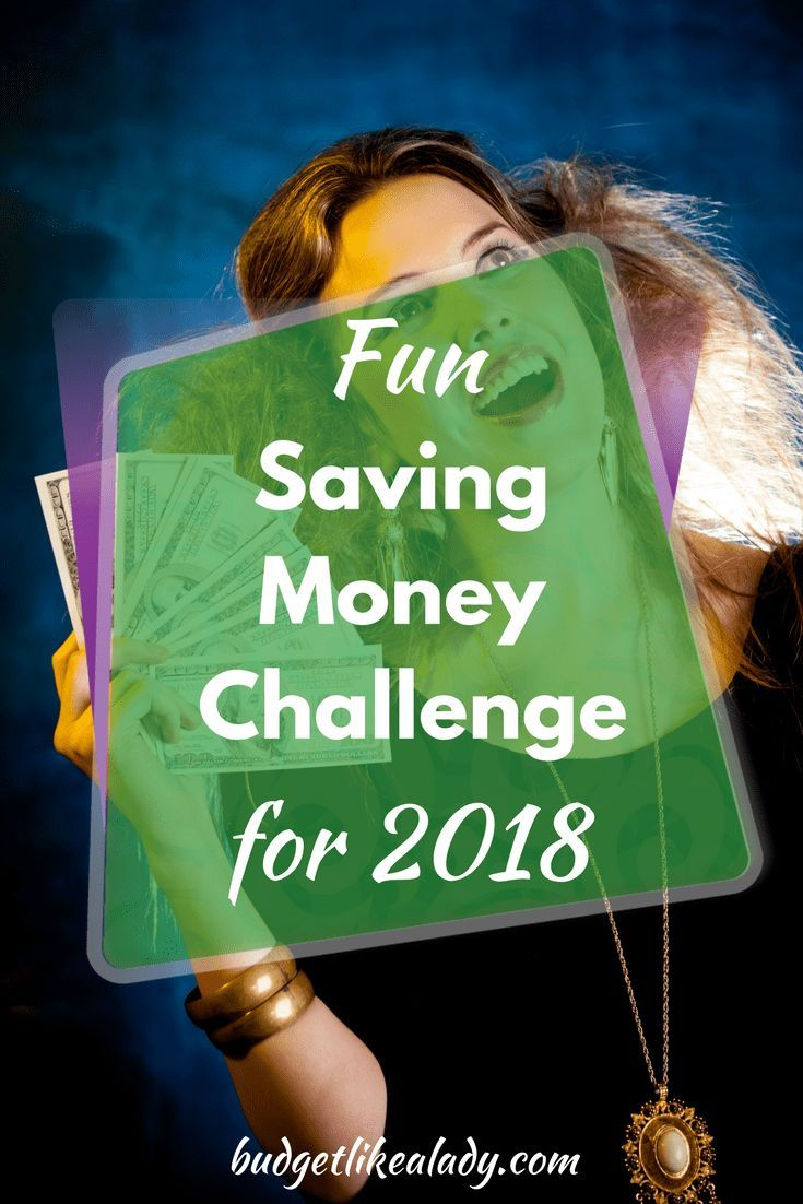 Fun Saving Money Challenge for 2018 | Saving money, Financial goals and  Lifehacks