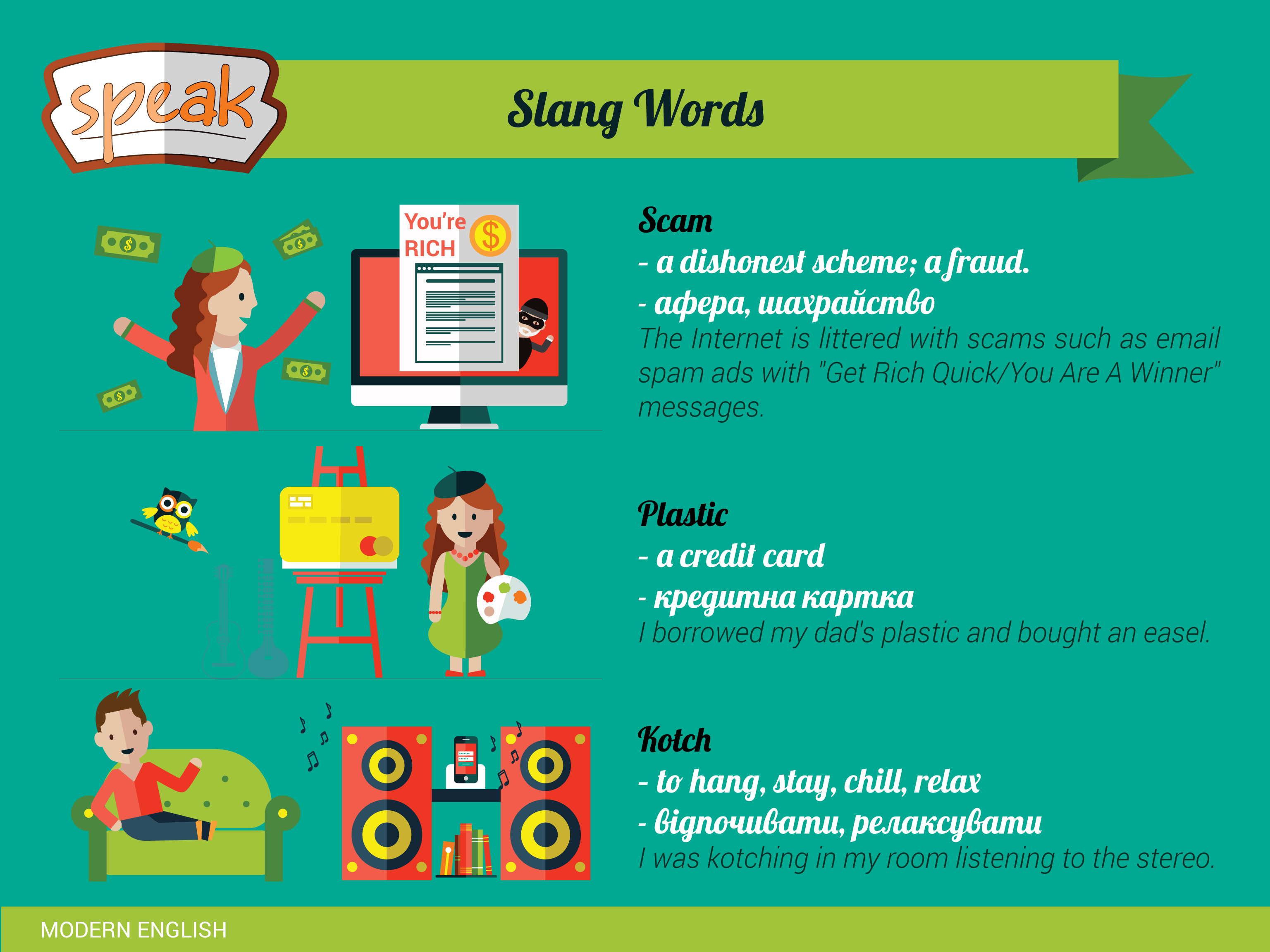 Three interesting slang words you should know modern english three interesting slang words you should know kristyandbryce Images