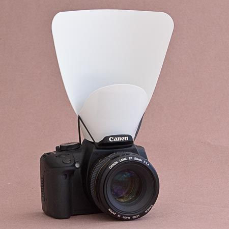 Peters Flash Director Pop-up Flash Diffuser for DSLR ...