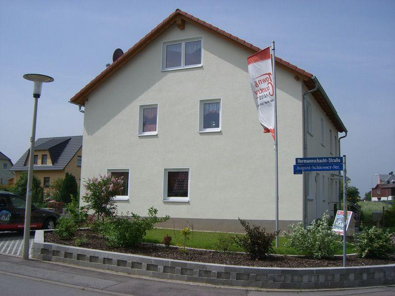 Musterhaus in 08056 Zwickau Musterhaus, Haus, Modernes